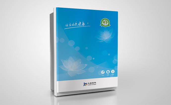 包装设计-南京产品包装设计-陶瓷超滤膜净水器包装-高